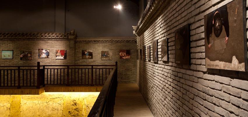 千年酒文化博物馆-细节魏井,明代窖池群,在这里都呈现忠实.室内设计效果图古井图片